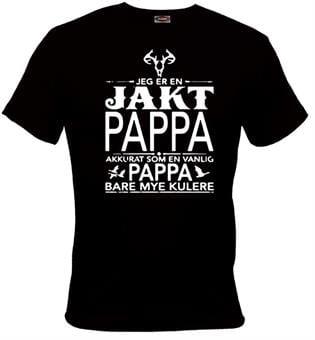 jakt-pappa-t-shirt-morsomt-trykk-patriot1-sarpsborg-norge