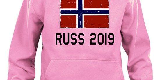 9d8b568f Russeklær med logo og navn - russ 2019 - Patriot 1 Sarpsborg